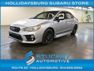 New 2019 Subaru WRX Premium (M6) Sedan 9S779 in Hollidaysburg, PA