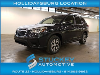 New 2019 Subaru Forester Premium SUV 9S607 in Hollidaysburg, PA