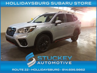New 2019 Subaru Forester Sport SUV 9S749 in Hollidaysburg, PA
