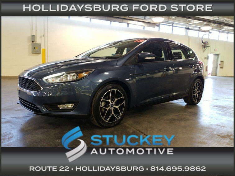 Used 2018 Ford Focus SEL 2.0L Direct Injection FWD Hatchback in Hollidaysburg, PA