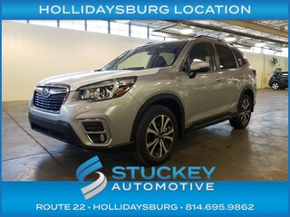 New 2019 Subaru Forester Limited SUV 9S577 in Hollidaysburg, PA