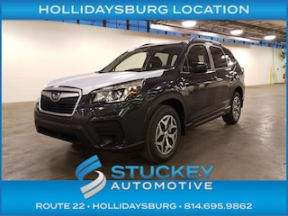 New 2019 Subaru Forester Premium SUV 9S511 in Hollidaysburg, PA