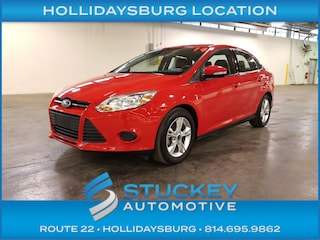 Used 2014 Ford Focus SE 2.0L Direct Injection FWD Sedan 9S317A in Hollidaysburg, PA