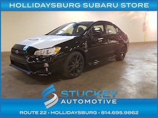 New 2019 Subaru WRX Premium (M6) Sedan 9S748 in Hollidaysburg, PA