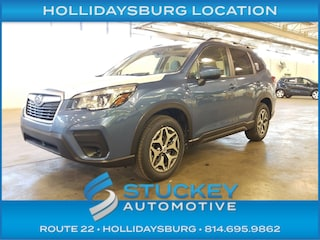New 2019 Subaru Forester Premium SUV 9S578 in Hollidaysburg, PA