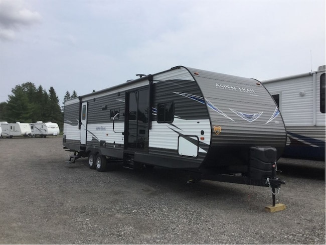 2019 Aspen Trail by Dutchmen 3600QBDS