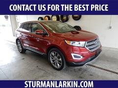 Used  2016 Ford Edge Titanium SUV for sale in Pittsburgh, PA