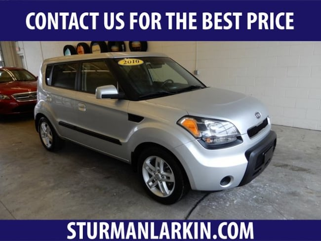 Bargain Used 2010 Kia Soul + Hatchback for sale in Pittsburgh PA
