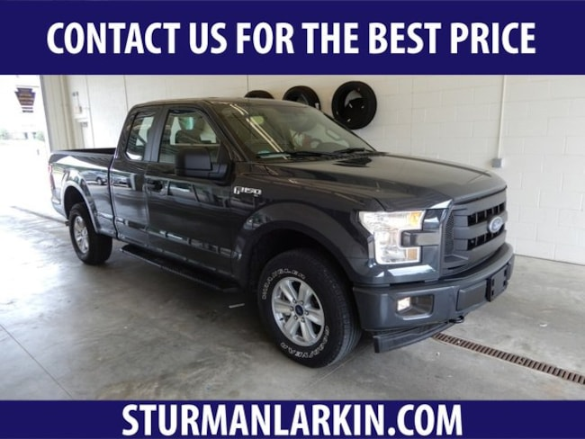 2017 Ford F-150 XL Extended Cab Short Bed Truck