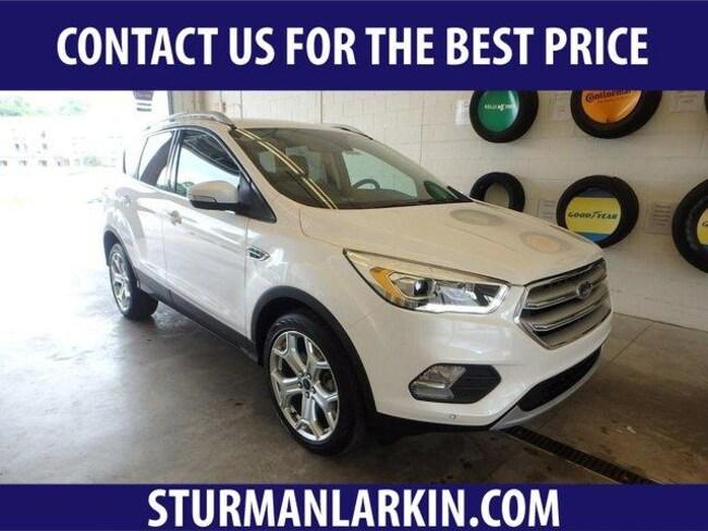 New 2019 Ford Escape Titanium SUV for sale in Pittsburgh PA