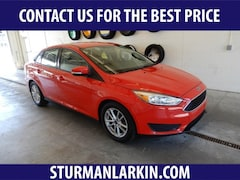 Used  2016 Ford Focus SE Sedan for sale in Pittsburgh, PA