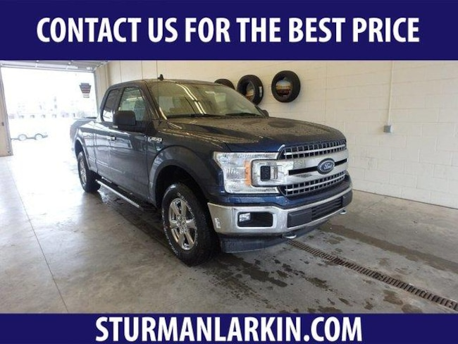 New 2019 Ford F-150 XLT Truck SuperCab Styleside for sale in Pittsburgh PA