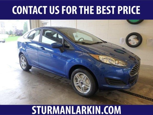 New 2018 Ford Fiesta SE Sedan for sale in Pittsburgh PA