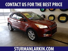 Bargain Used 2014 Ford Escape Titanium SUV for sale in Pittsburgh PA