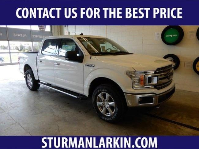New 2019 Ford F-150 XLT Truck SuperCrew Cab for sale in Pittsburgh PA