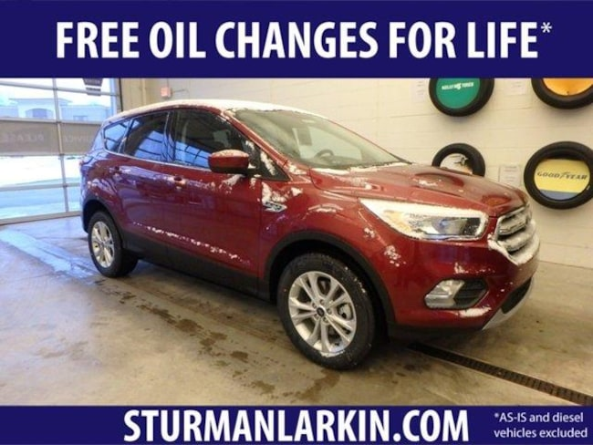 New 2019 Ford Escape SE SUV for sale in Pittsburgh PA