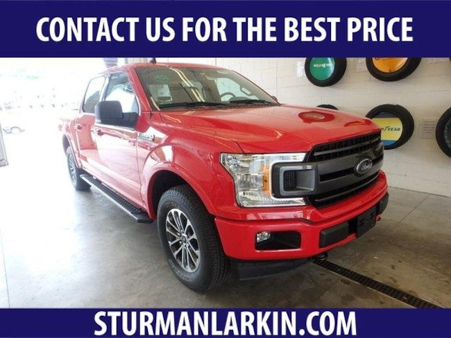 New 2019 Ford F-150 Truck SuperCrew Cab for sale in Pittsburgh PA