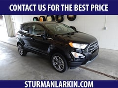 Used  2018 Ford EcoSport Titanium SUV for sale in Pittsburgh, PA