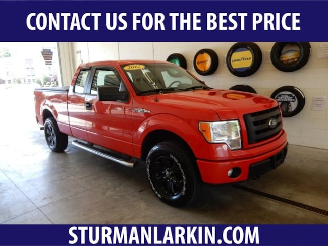 2012 Ford F-150 STX Extended Cab Truck