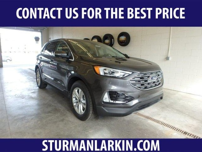 New 2019 Ford Edge SEL SUV for sale in Pittsburgh PA