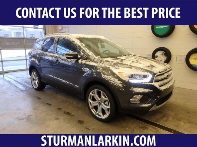 New 2019 Ford Escape Titanium SUV for sale in Pittsburgh PA