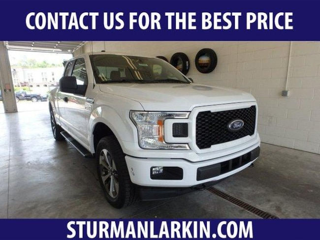 New 2019 Ford F-150 STX Truck SuperCab Styleside for sale in Pittsburgh PA