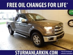 Used  2015 Ford F-150 Lariat Extended Cab Short Bed Truck for sale in Pittsburgh, PA