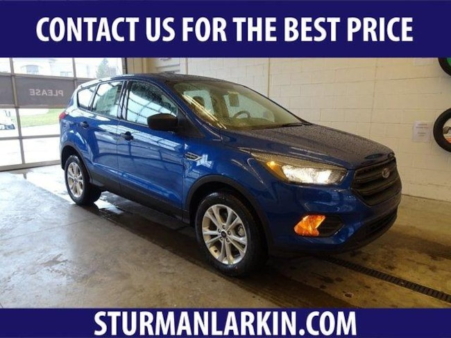 New 2019 Ford Escape S SUV for sale in Pittsburgh PA
