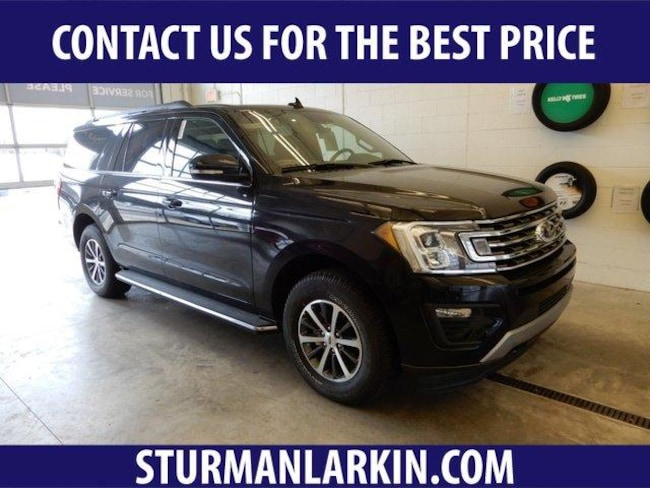 New 2019 Ford Expedition Max XLT SUV for sale in Pittsburgh PA