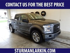 Used  2017 Ford F-150 STX Crew Cab Short Bed Truck for sale in Pittsburgh, PA