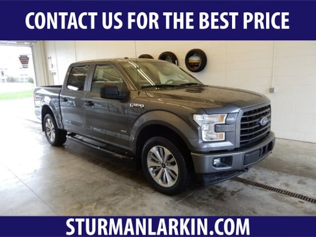 2017 Ford F-150 STX Crew Cab Short Bed Truck