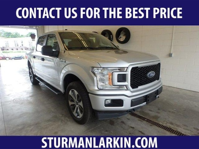 New 2019 Ford F-150 STX Truck SuperCrew Cab for sale in Pittsburgh PA