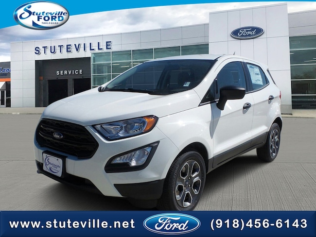 2019 Ford EcoSport S FWD
