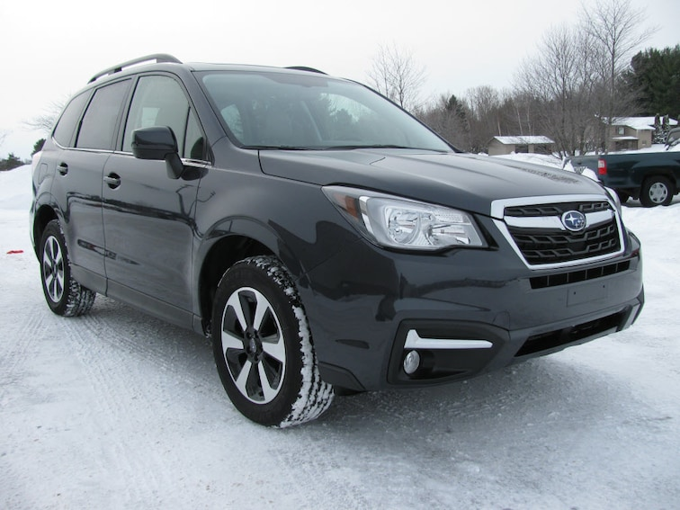 Used 2018 Subaru Forester 2.5i Limited AWD 2.5i Limited  Wagon in Bay Shore MI