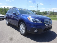 Certified Pre-Owned 2017 Subaru Outback 2.5i Premium AWD 2.5i Premium  Wagon 4S4BSACC1H3379286 for Sale in Bay Shore