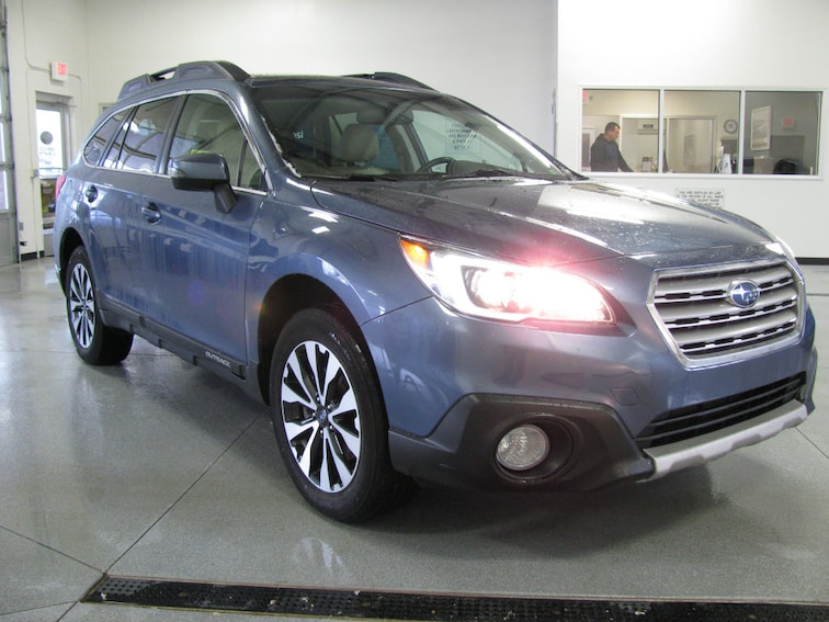 Used 2016 Subaru Outback 2.5i Limited AWD 2.5i Limited  Wagon in Bay Shore MI
