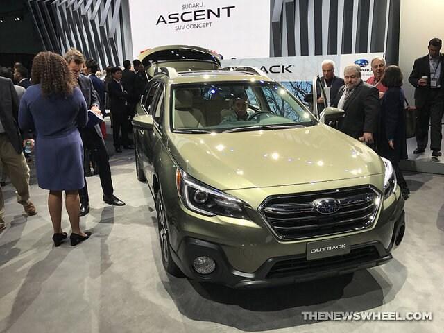 Future Subaru Models Milwaukee WI Schlossmann Subaru City - Car show milwaukee 2018