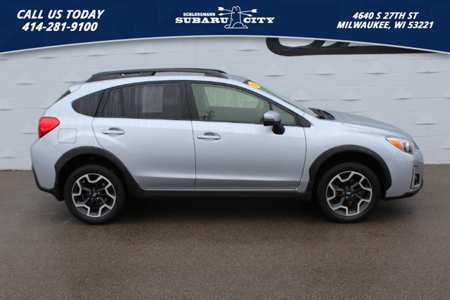 2016 Subaru Crosstrek Limited SUV