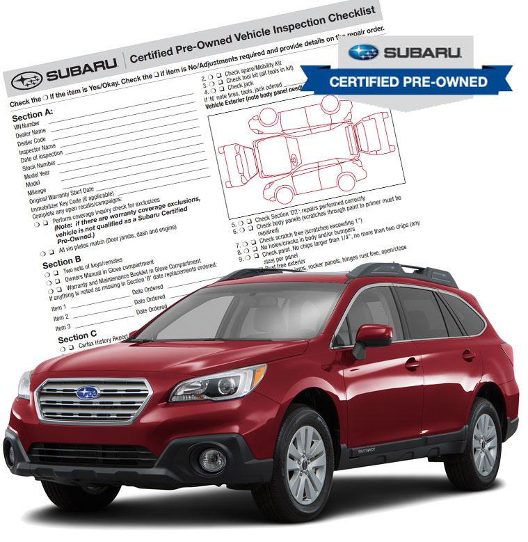 Subaru Certified Pre Owned >> Why Subaru Certified Pre Owned Schlossmann Subaru City