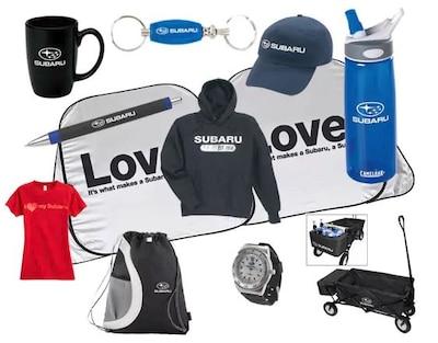 Save On Subaru Gear