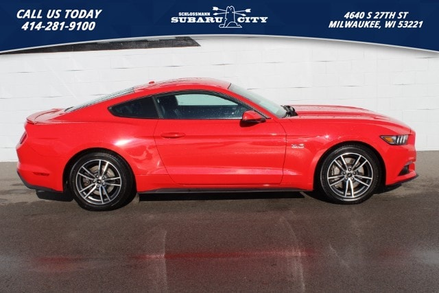 2015 Ford Mustang 2DR Fastback GT Coupe