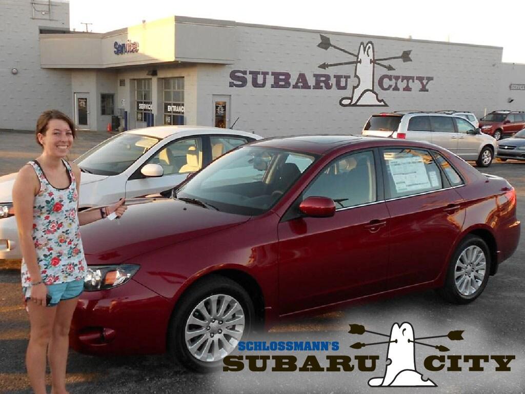 Subaru City Milwaukee >> New Customers & Their New Cars | Schlossmann Subaru City ...