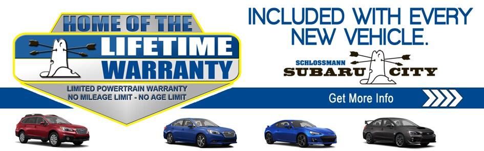 Schlossmann Subaru City of Milwaukee ...