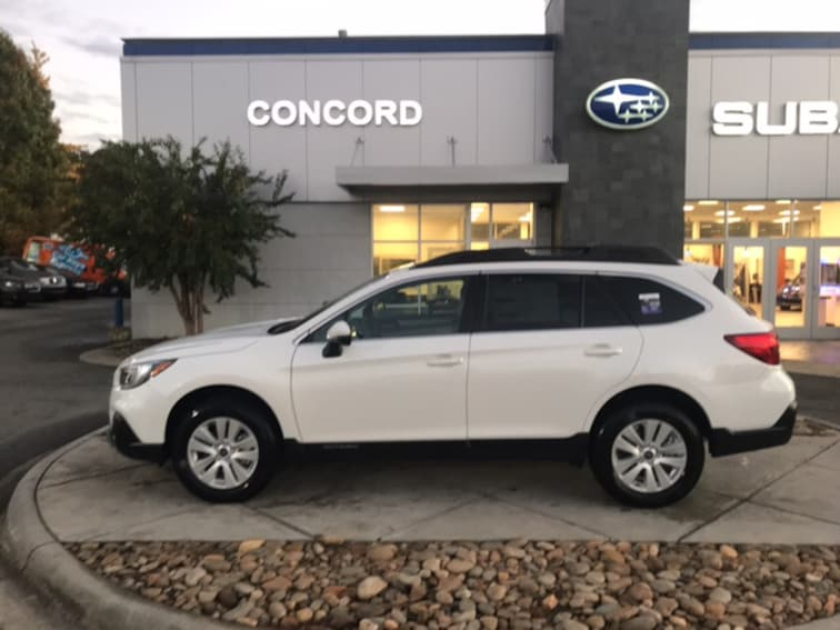 New 2019 Subaru Outback 2.5i Premium SUV for sale in Concord, NC at Subaru Concord - Near Charlotte NC