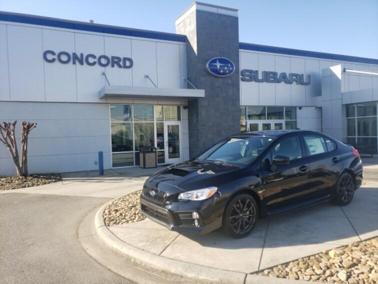 New 2019 Subaru WRX Premium (M6) Sedan for sale in Concord, NC at Subaru Concord - Near Charlotte NC