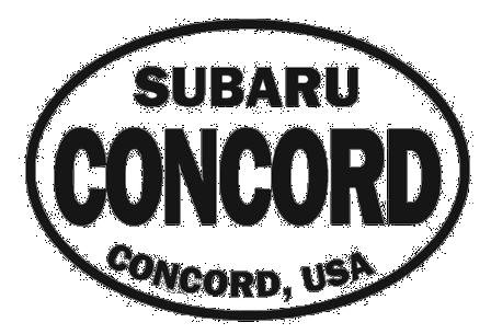 Subaru Concord