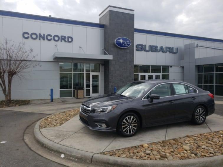 New 2019 Subaru Legacy 2.5i Premium Sedan for sale in Concord, NC at Subaru Concord - Near Charlotte NC