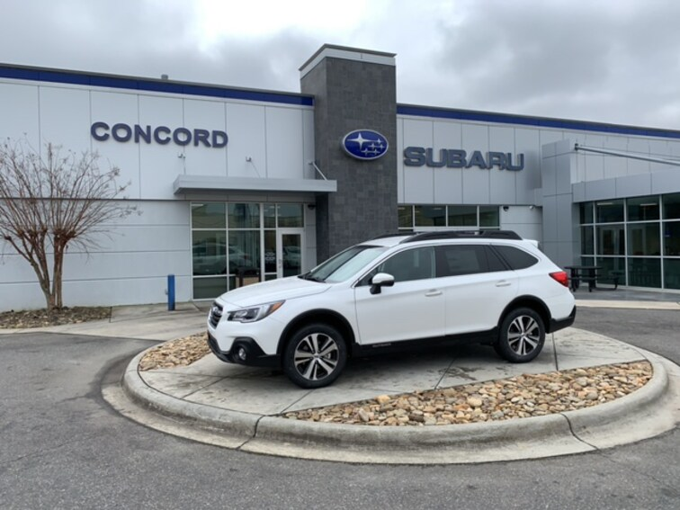 New 2019 Subaru Outback 2.5i Limited SUV for sale in Concord, NC at Subaru Concord - Near Charlotte NC
