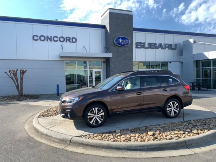 Subaru Of Concord >> New 2019 Subaru Outback 2 5i Limited For Sale In Concord Nc