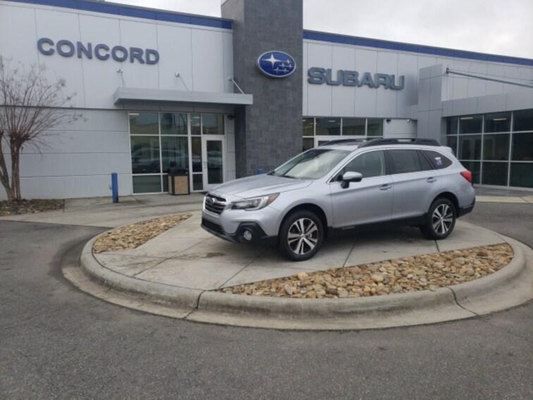 New 2019 Subaru Outback 2.5i Limited SUV for sale in Concord, NC at Subaru Concord - Near Charlotte NC